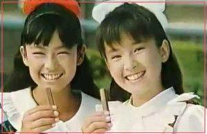 後藤久美子と宮沢りえ