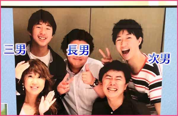 「笠井信輔 家族」の画像検索結果