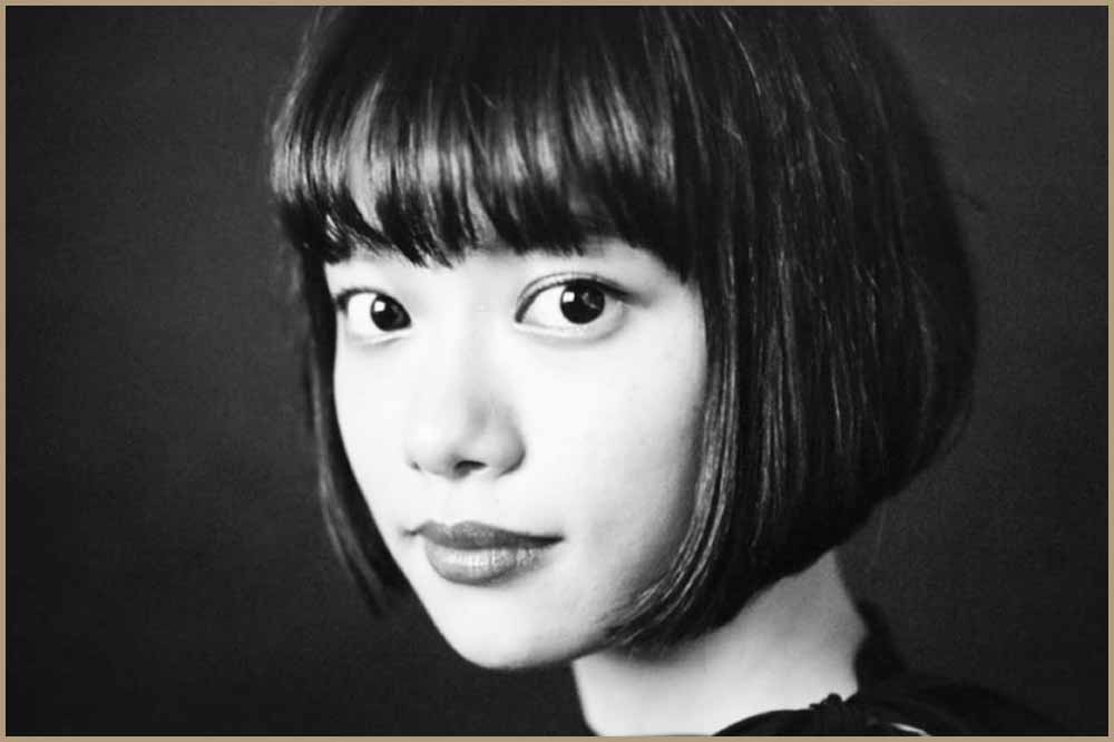 杉咲花髪型