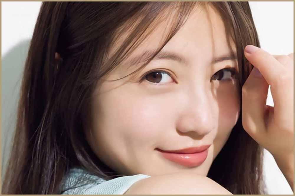 今田美桜の目が大きい